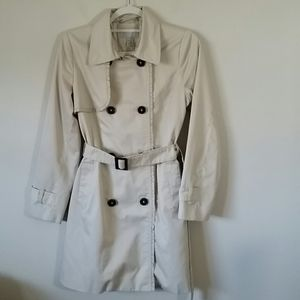 Very cute H&M trench coat.